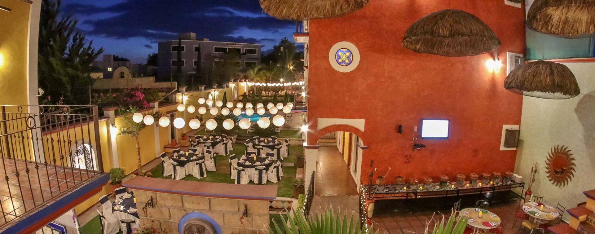 Grupos Y Eventos La Casona Tequisquiapan Hotel Spa